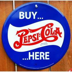 plaque pepsi cola buy here...