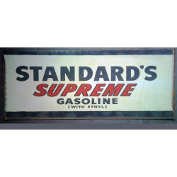 plaque standard's supreme...