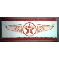 plaque texaco wings avec...