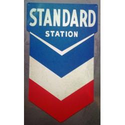 plaque standard station...