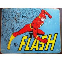 plaque super hero flash...