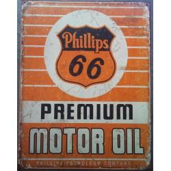 plaque phillips 66 premium...