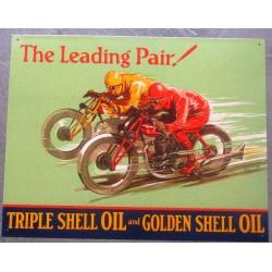 plaque shell triple &...