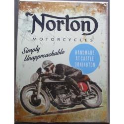 plaque norton simply...