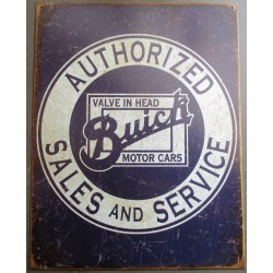 plaque buick sales &...