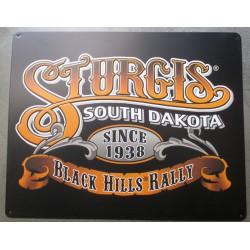 plaque sturgis south dakota...