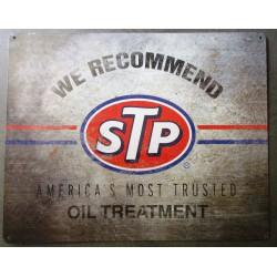 plaque STP grise we...