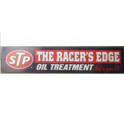 plaque STP de rue the racer...