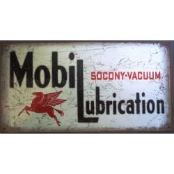 plaque mobil  lubrication...
