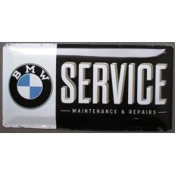 plaque BMW service longue...
