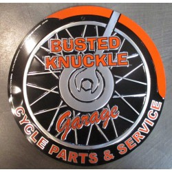 plaque busted knuckle roue...