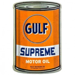 plaque gulf supreme motor...