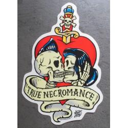 sticker true nécroromance...