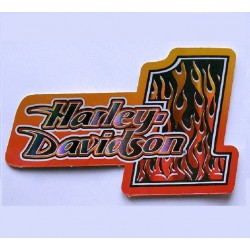 sticker harley davidson 1 à...