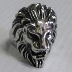 chevaliere tete de lion 9us...