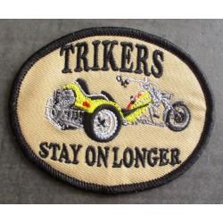 patch triker oval trike...