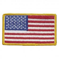 patch drapeau USA americain...