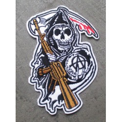 patch son's of anarchy SOA...