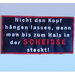 patch allemand humour...
