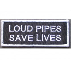 patch loud pipes save lives...