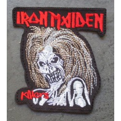 patch iron maiden groupe...