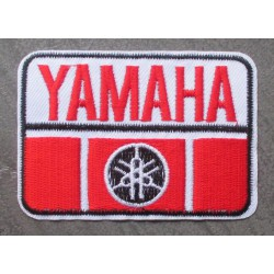 patch yamaha rouge rect...
