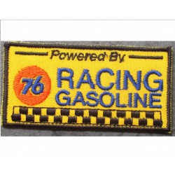 patch 76 oil racing team...