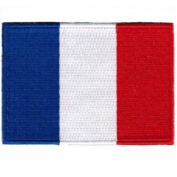 patch drapeau France...