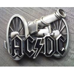 boucle de ceinture AC-DC...