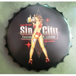 plaque capsule pin up sin...