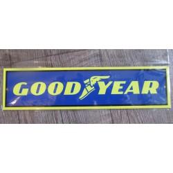 plaque good year pneumatique tole deco garage loft pub metal