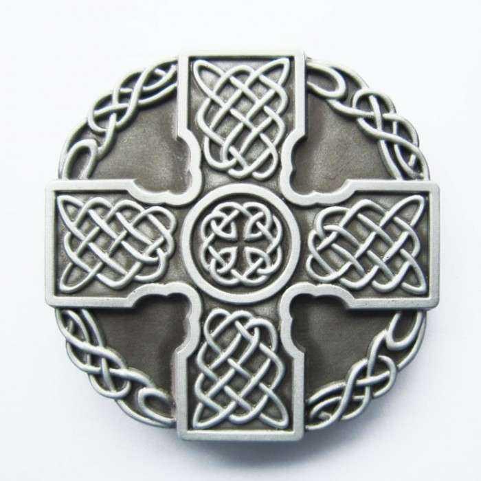 boucle de ceinture celtic celte alu croix homme femme 0d52c43aeaa