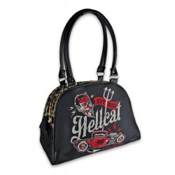 sac a main bowling hot rod hellcat hell and back femme pinup rockab