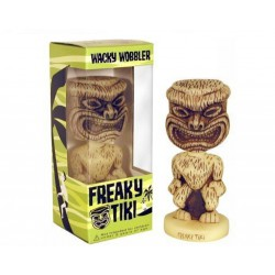 figurinetiki glow in the dark rare  17cm bobble head statuette funko