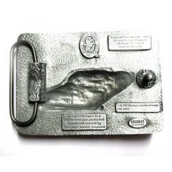 acd83ae951cf boucle de ceinture voiture chevrolet bel air 1957 chevy USA homme femme  mixte