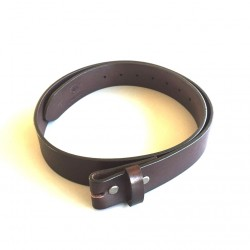 L 115cm ceinture en cuir...
