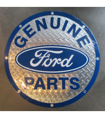 plaque genuine ford parts...