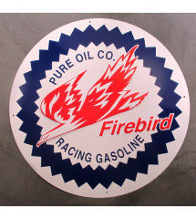 plaque firebird pure oil...