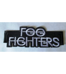 patch  groupe foo fighters...