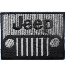 patch logo jeep forme...