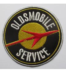 hotrodspirit Patch Logo Jeep Forme calandre 7.5x5.5 cm ecusson thermocollant