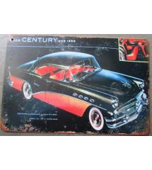 plaque buick century 1956...