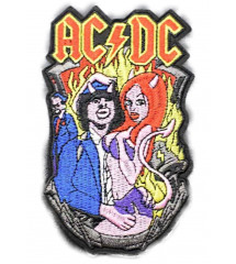 patch acdc diablesse sexy...
