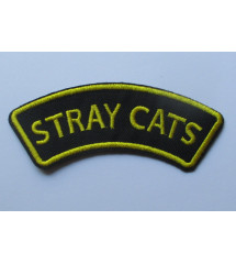 patch banderole stray cats...