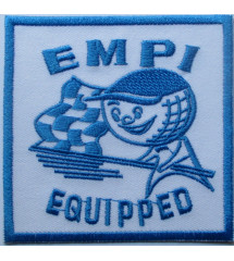 patch empi equipped blanc...
