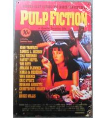 plaque pulp fiction style...