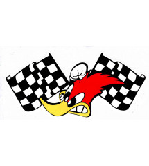 sticker mr horsepower a...