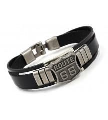 bracelet route 66 simili...