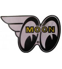 sticker fin oeil aillé moon...