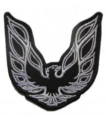 patch aigle noir et blanc...